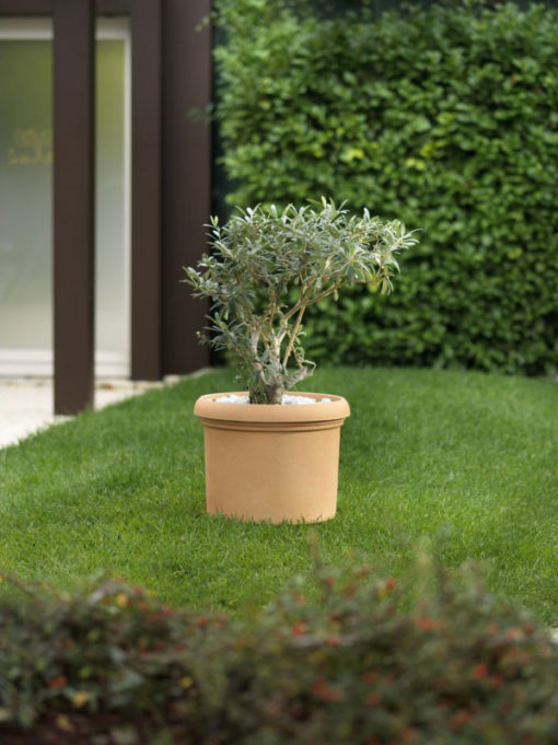 CILINDRO VICENZA/ Φυτώρια/Γεωπονικές Επιχειρήσεις Χορομίδης: γλάστρες, φυτά, καρποφόρα, αειθαλή, φυτοχώματα, λιπάσματα, εργαλεία και είδη κήπου | Horomidis Agronomic Corp. Flower pots, plants, garden utensils and supplies, evergreens, fruit trees, fertilizer, soil